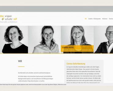 Rechtsanwältin Susanne Wipper, Kanzlei Rabbe, Wipper, Schultz & Reif